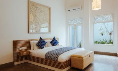 Ishq Villa Spacious Bedroom | Talpe, Sri Lanka