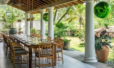 Meda Gedara Dining Table | Dickwella, Sri Lanka