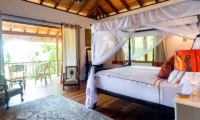 Meda Gedara Bedroom with Balcony | Dickwella, Sri Lanka
