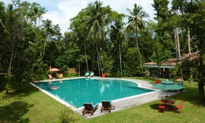 Villa Sepalika Sun Loungers | Talpe, Sri Lanka