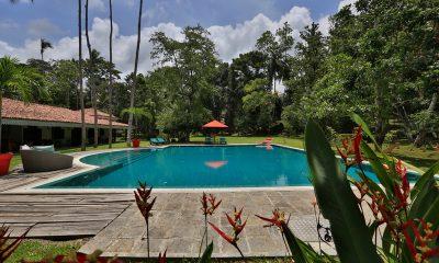 Villa Sepalika Swimming Pool | Talpe, Sri Lanka