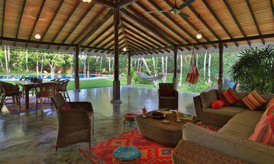 Villa Sepalika Living Area | Talpe, Sri Lanka