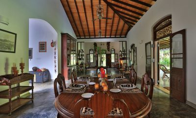 Villa Sepalika Living and Dining Area | Talpe, Sri Lanka