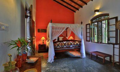 Villa Sepalika Bedroom View | Talpe, Sri Lanka