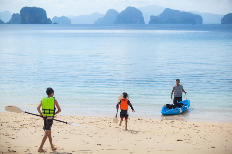Thailand Ani Villas Families