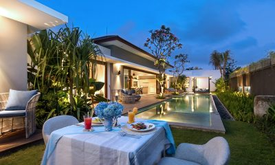 Amarin Seminyak Pool Side Dining | Seminyak, Bali