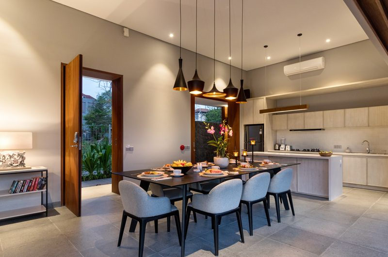 Amarin Seminyak Kitchen and Dining Area | Seminyak, Bali