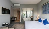 Amarin Seminyak Bedroom and Bathroom | Seminyak, Bali