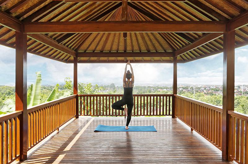 Bali Jimbaran The Longhouse Yoga