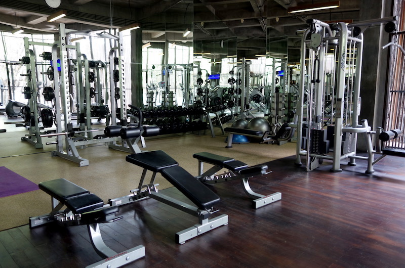 Bali Villas with Private Gyms