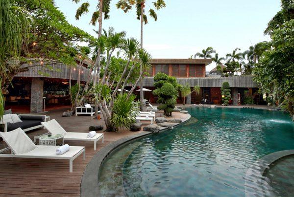 Bali Seminyak Peppers Main Pool