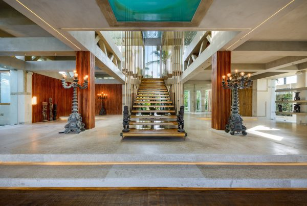 Bali Tabanan Villa Vedas Stairs