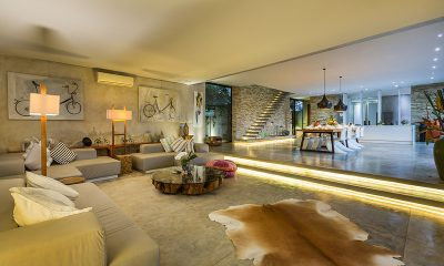 Villa Mikayla Indoor Living and Dining Area | Canggu, Bali