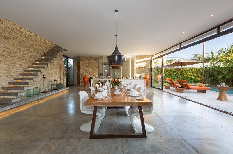 Villa Mikayla Indoor Dining Area | Canggu, Bali