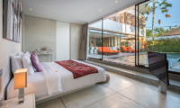 Villa Mikayla Spacious Bedroom with Pool View | Canggu, Bali