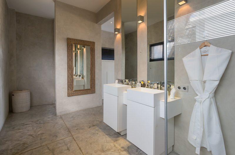 Villa Mikayla His and Hers Bathroom | Canggu, Bali