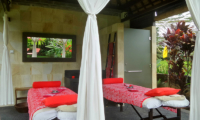 Villa Passion Massage Beds | Ubud, Bali