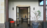 Villa Passion Bathroom Entrance | Ubud, Bali