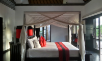 Villa Passion Bedroom with View | Ubud, Bali