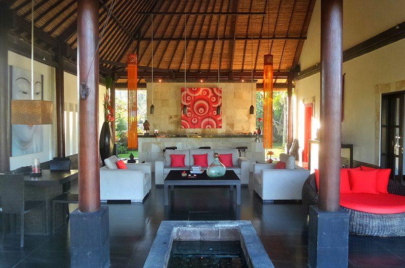 Villa Passion Family Area   Ubud, Bali