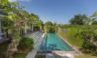 Villa Roemah Natamar Outdoor View   Canggu Bali