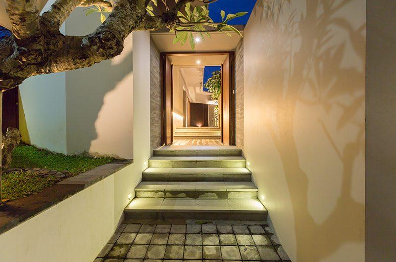 Villa Roemah Natamar Entrance   Canggu, Bali