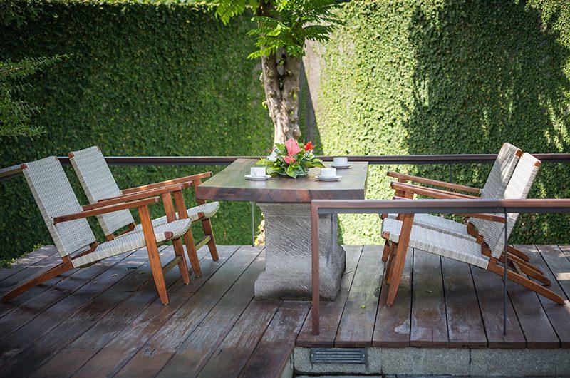 Villa Roemah Natamar Outdoor Dining   Canggu, Bali