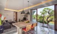 Villa Roemah Natamar Open Plan Living Area   Canggu, Bali
