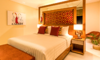 Villa Seriska Jimbaran Bedroom with Seating | Jimbaran, Bali