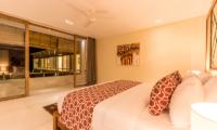 Villa Seriska Jimbaran Bedroom with Outside View | Jimbaran, Bali