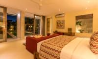 Villa Seriska Jimbaran Bedroom with Garden View | Jimbaran, Bali