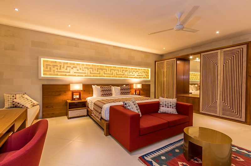 Villa Seriska Jimbaran Spacious Bedroom | Jimbaran, Bali