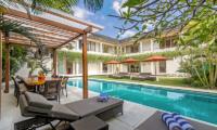 Villa Seriska Jimbaran Pool Deck | Jimbaran, Bali