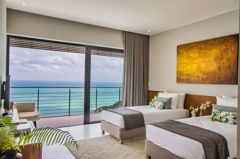 180 Samui Twin Bedroom with Sea View | Chaweng Noi, Koh Samui