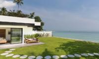 Villa Thansamaay Beachfront | Laem Sor, Koh Samui
