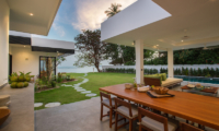 Villa Thansamaay Outdoor Dining | Laem Sor, Koh Samui