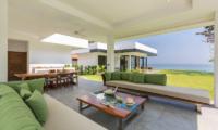 Villa Thansamaay Indoor Living and Dining Area | Laem Sor, Koh Samui