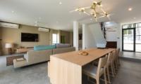 Villa Thansamaay Dining Area | Laem Sor, Koh Samui