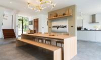 Villa Thansamaay Kitchen and Dining Area | Laem Sor, Koh Samui