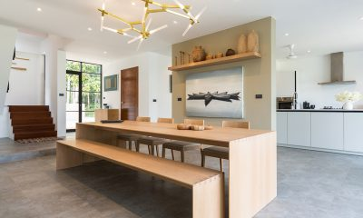 Villa Thansamaay Kitchen and Dining Area | Laem Sor, Koh Samui