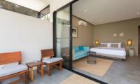 Villa Thansamaay Spacious Bedroom with Sofa | Laem Sor, Koh Samui