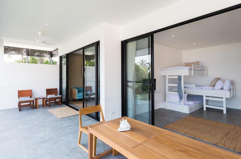 Villa Thansamaay Bunk Beds | Laem Sor, Koh Samui
