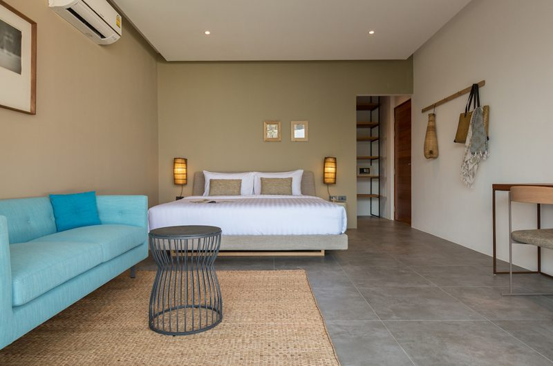 Villa Thansamaay Spacious Bedroom | Laem Sor, Koh Samui