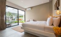 Villa Thansamaay Bedroom and Balcony | Laem Sor, Koh Samui