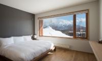 Kazahana Bedroom with Mt Yotei Views | Hirafu, Niseko