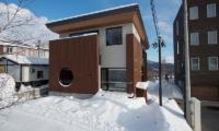 Kazahana Building | Hirafu, Niseko