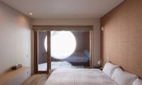 Kazahana Bedroom View | Hirafu, Niseko