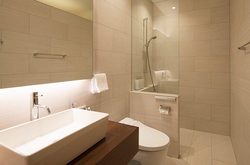 Kazahana Bathroom | Hirafu, Niseko
