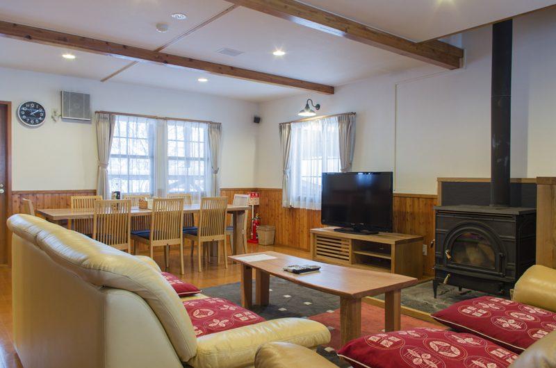 Kisetsu Living and Dining Area | Hirafu Izumikyo 1, Niseko