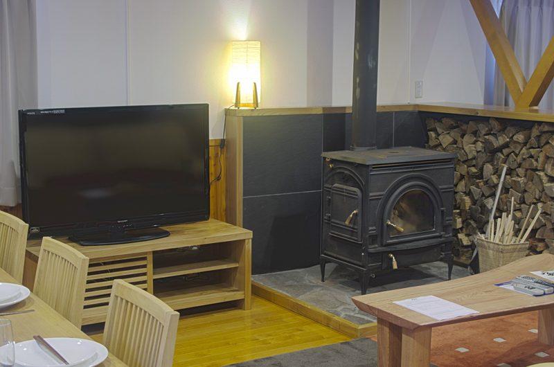 Kisetsu TV Room | Hirafu Izumikyo 1, Niseko